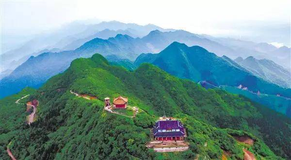 广安·华蓥山景区