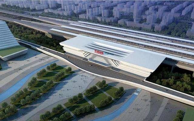广东目标市市通高铁,赣深高铁新进展:塘厦—深圳段8月