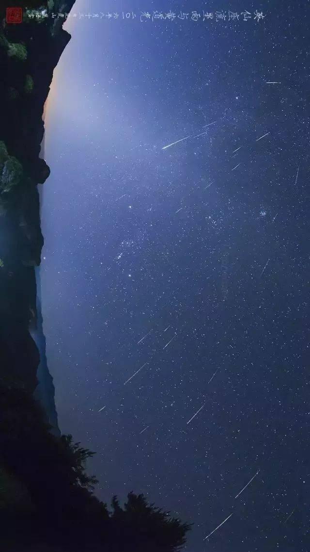 英�y��z)�iX^K��ZJ~XZ_周知| 肉眼就能看到!8月13日,一起去看英仙座流星雨,落在这地球上