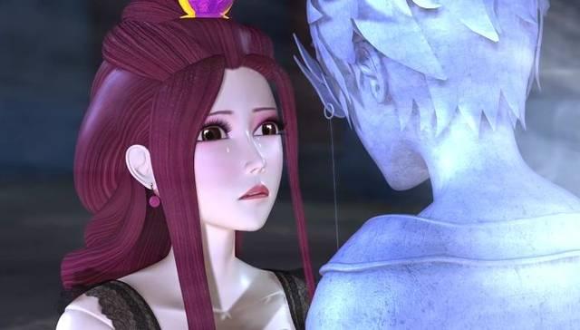 叶罗丽:这三位仙子的流泪瞬间,两个让人心疼,一个让人图片