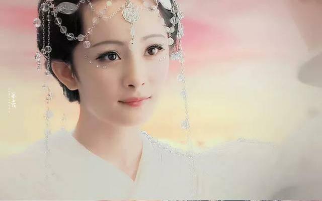 """9位""""白衣古装美人"""", 范冰冰清奇,张钧甯惊艳,被杨幂美"""