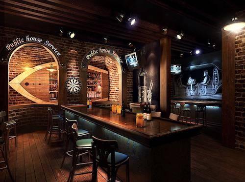 宜宾女孩80后婚纱合伙创业,开小酒馆走三个馆室内设计的国内外研究图片