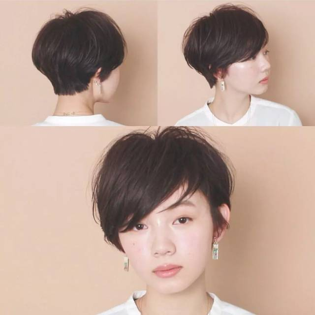 不同的年龄段都有适合自己的不同气质发型,对于30岁的不惑年纪,女性图片