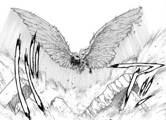 平安降落地面后,加里发现,死去的依德送给她的种子,发芽了.