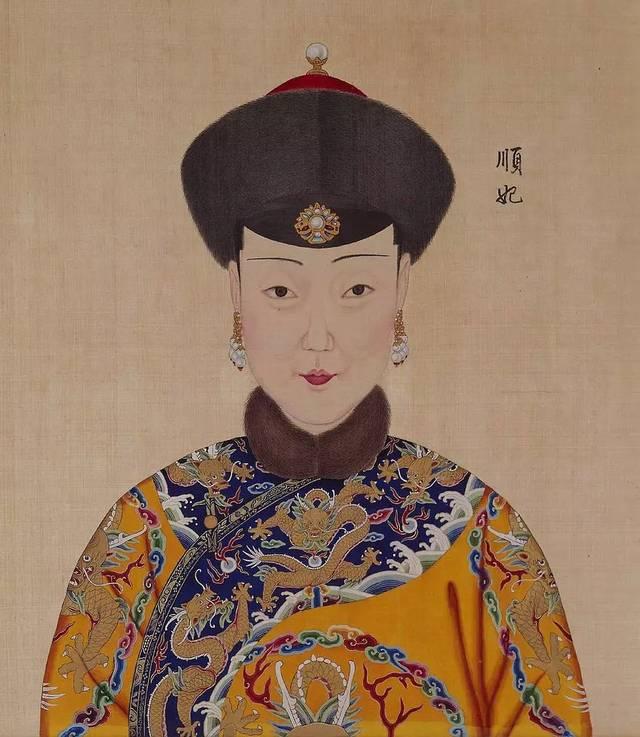 顺贵人(1748~1788)钮祜禄氏, 清高宗乾隆帝妃嫔之一,总督爱必达之女