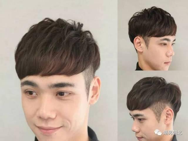 以上就是小编今期带给大家的几款男生齐刘海无鬓角发型,找到适合你图片