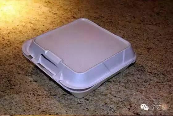 简单纸餐盒手工小制作
