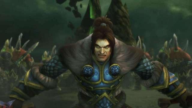 美女中出偷拍自拍亚洲色�_魔兽世界:他们的背影使无数人崇拜 魔兽长河中出色领袖有哪些?