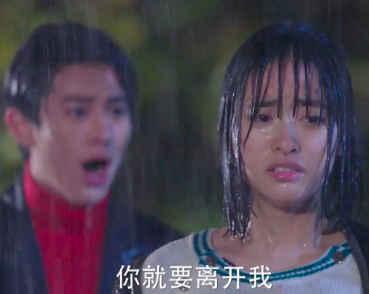 沈月晒吹头照回应淋雨戏被嘲 自侃刘海没毛病了