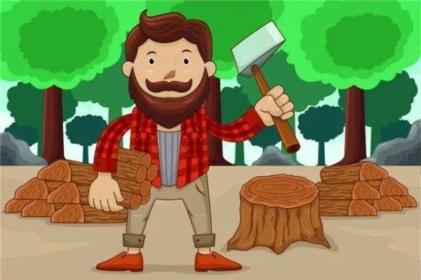 刑法第三百四十五条[盗伐林木罪]盗伐森林或者其他林木,数量较大的