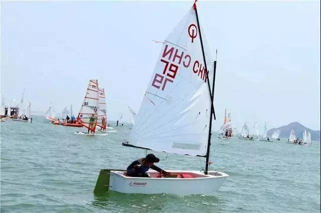 乘风破浪!帆船帆板比赛精彩多多,宁德队喜获2枚金牌