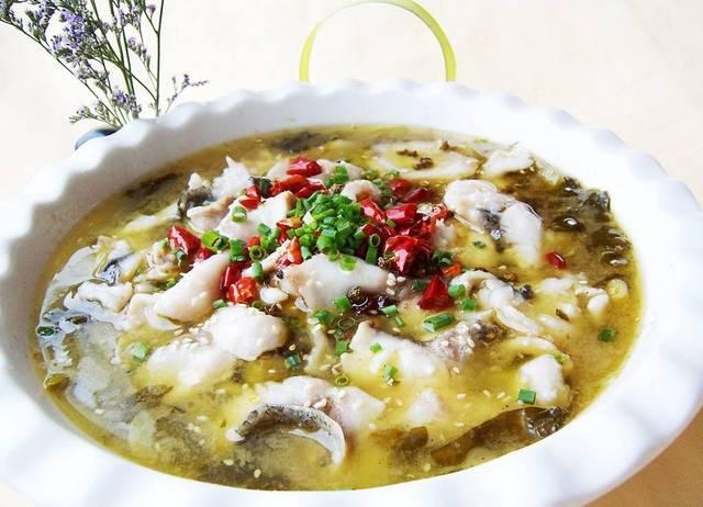 酸菜鱼制作分享