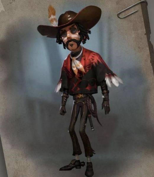 第五人格新人物西部牛仔 杰克的终极情敌?
