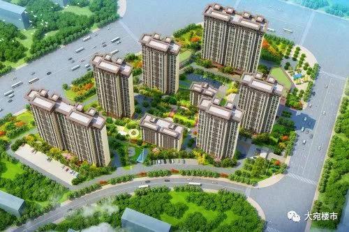 项目占地48亩,总建筑面积10万平方米,容积率3.