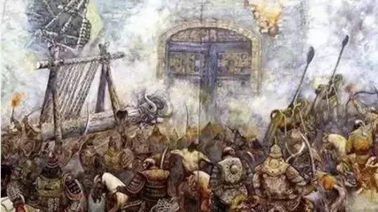 党项族人的血性和战斗力让蒙古铁骑多次倒在西夏的土地上,成吉思汗