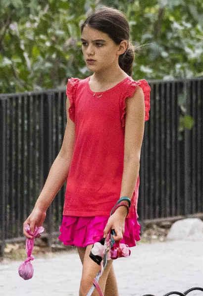 比小七还会投胎的好莱坞最美星二代 近照不丑但没小时候惊艳