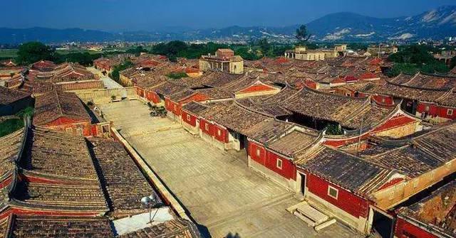 地方特色_泉州古建筑中最有地方特色的是泉州民居建筑