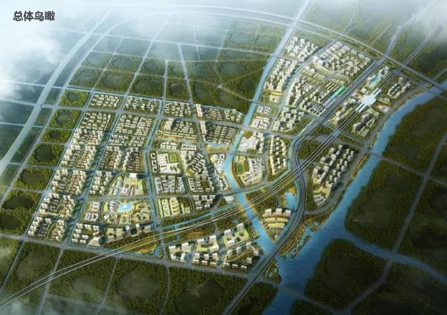 总体规划获批打造南通市中心城区