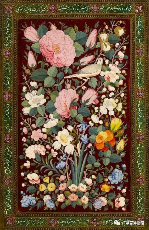 夜莺与玫瑰英文版_《玫瑰与夜莺装饰的书籍装帧》(reliure à décor de rose et de