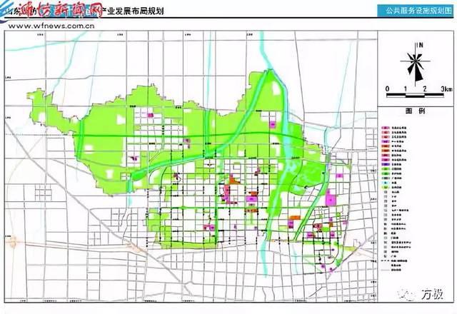【房资讯】潍坊经济开发区规划出了?看看潍坊未来的发展方向!
