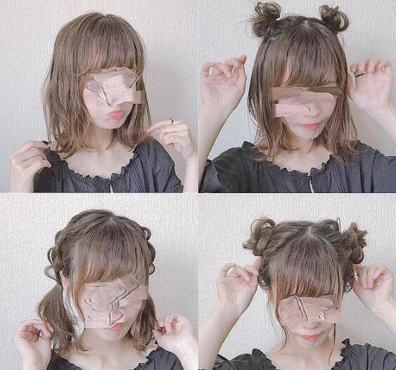 花式编发 女生头发造型有哪些