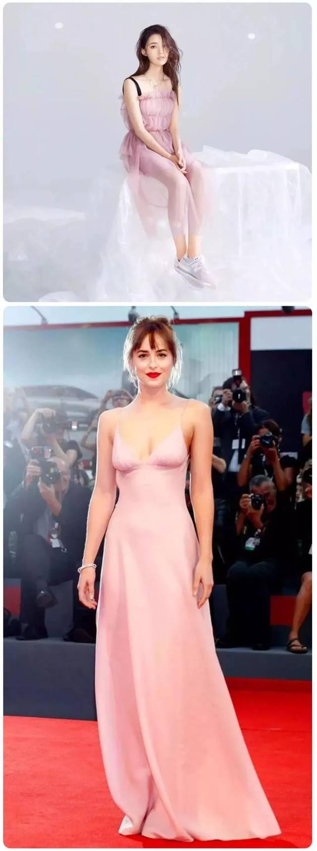 我色我爱色成人迷奸_我会选择 半裙, 顺便和鞋子玩个同色搭配, 还显高.