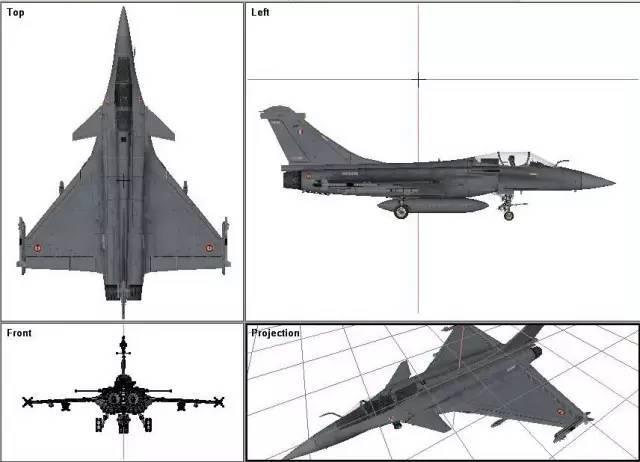 比如中国的歼10,歼20,欧洲ef2000都采用鸭式布局,是一种十分适合于图片