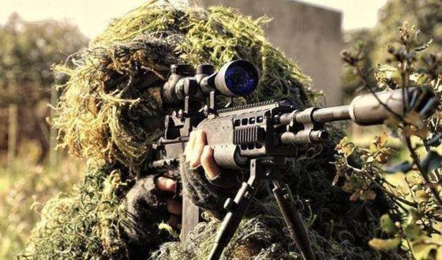 狙击手最害怕的,并非敌人正瞄准自己,而是这件事,比生命更重要