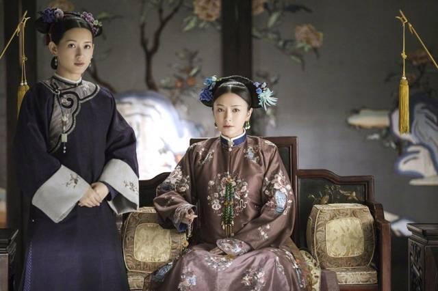 延禧攻略:富察皇后去世同年,还珠格格知画出生