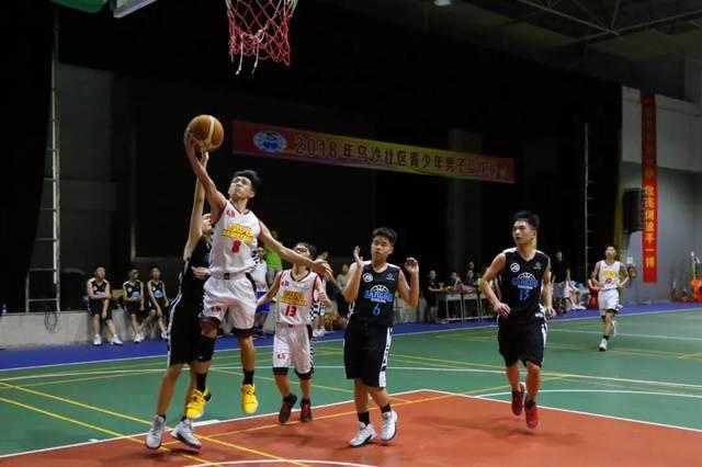 2018年乌沙青少年男子篮球赛第二晚赛事回顾-体育频道