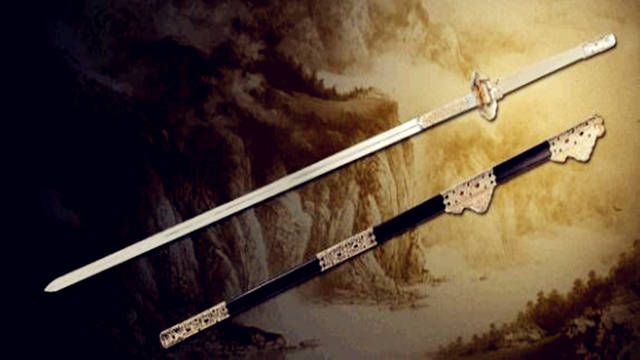 中国古代最牛10剑:第2杀一动物后一统天下 第1古代人见人跪图片