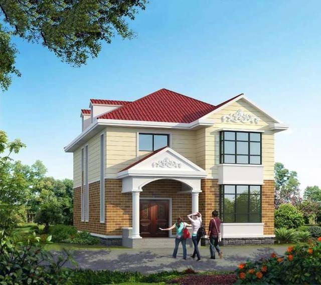 概念式风格别墅
