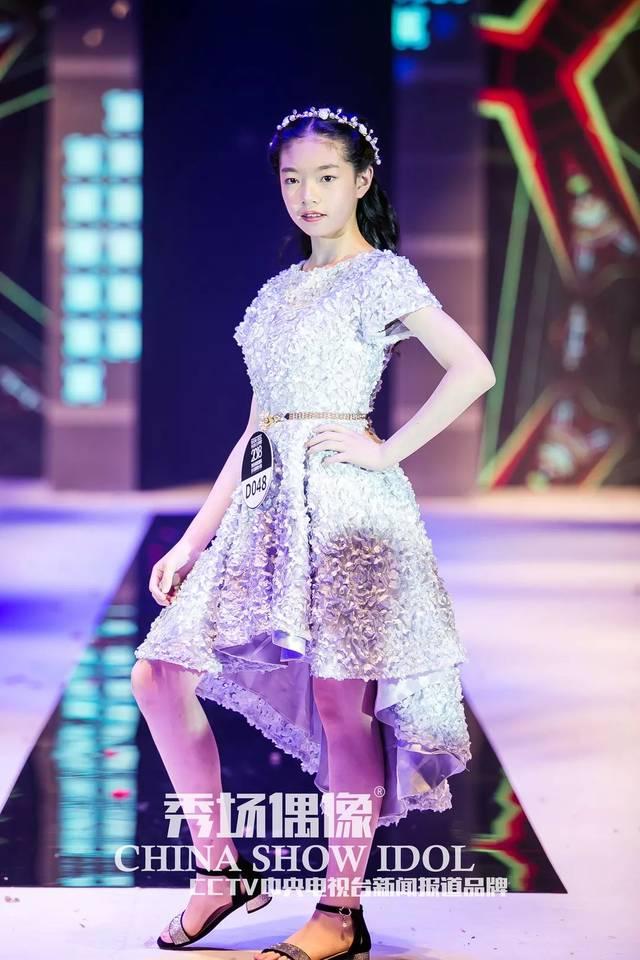 天津赛区 | 2018秀场偶像国际少儿模特大赛专题报道