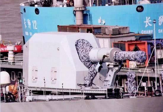电磁轨道炮视频_中国电磁轨道炮