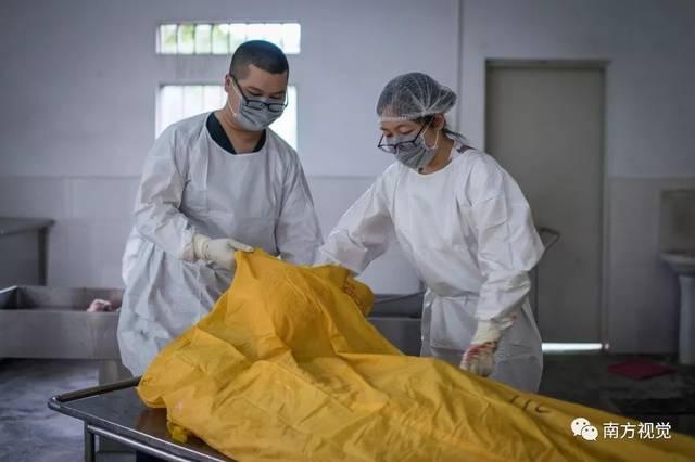 解剖过上千具尸体的女法医:与尸体