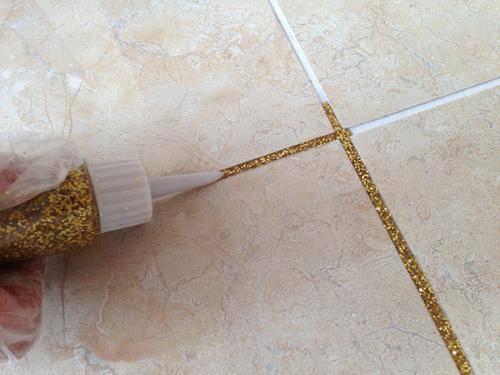瓷砖铺贴丨瓷砖填缝剂与美缝剂之间的区别!