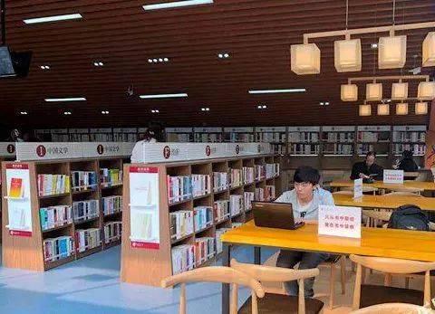 """让图书馆看起来更""""智慧""""图片"""