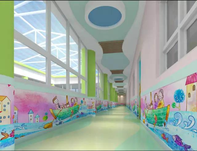 【小小传承人】幼儿园走廊与楼梯环创手工布置!