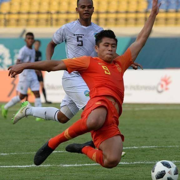 U23国足与东帝汶一战打出了恒太VS大翔的既