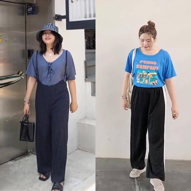 130斤模特示范微胖女生穿搭,连衣裙+风衣温柔大方,显瘦20斤