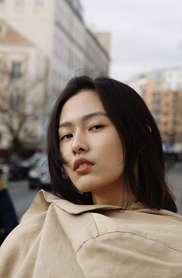 2017京东·新面孔模特大赛(北京)总决赛冠军