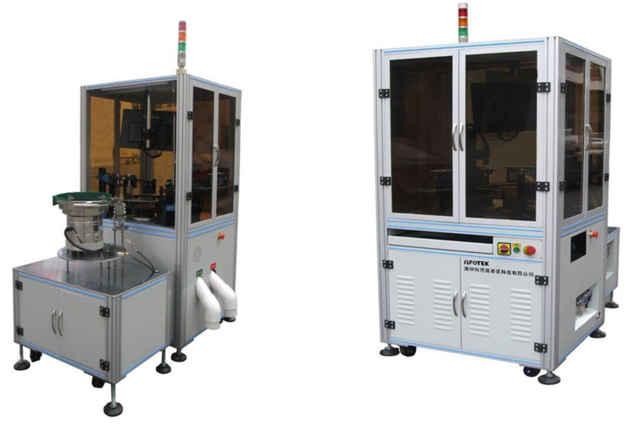 背光检测小孔直径  5:工业镜头: 4套fa工业相机6:专业玻璃盘7:电磁阀图片