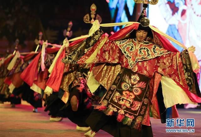 四川壤塘:欢度壤巴拉节