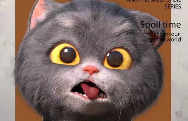 想和网红「斑布猫」一起玩吗?深圳国际ip授权展等你来图片