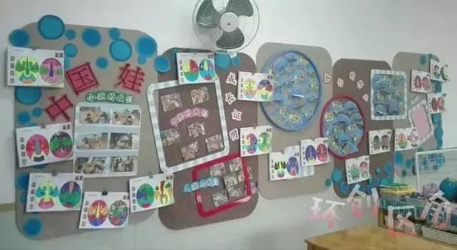 多款幼儿园主题墙手工环创,幼儿园开学必备!
