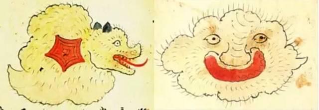 古代日本中医给漫画画了本漫画,它们长这样!七细菌骨的猫图片