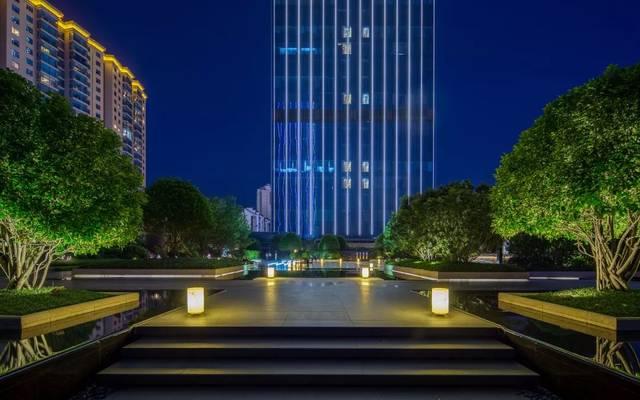 长沙瑞吉模型丨GVL怡境景观快餐厅v模型3d酒店图片