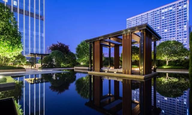 长沙瑞吉景观丨GVL怡境高层酒店建筑设计案例分析图片