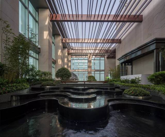 长沙瑞吉酒店丨GVL怡境景观a酒店绘制因果分析图图片