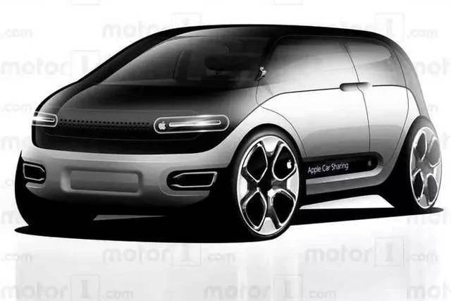 长城汽车发布电动品牌欧拉;苹果或将重启汽车项目.图片
